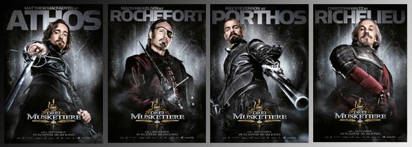die drei musketiere besetzung