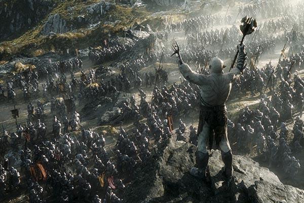 Schlacht Der Fünf Heere
