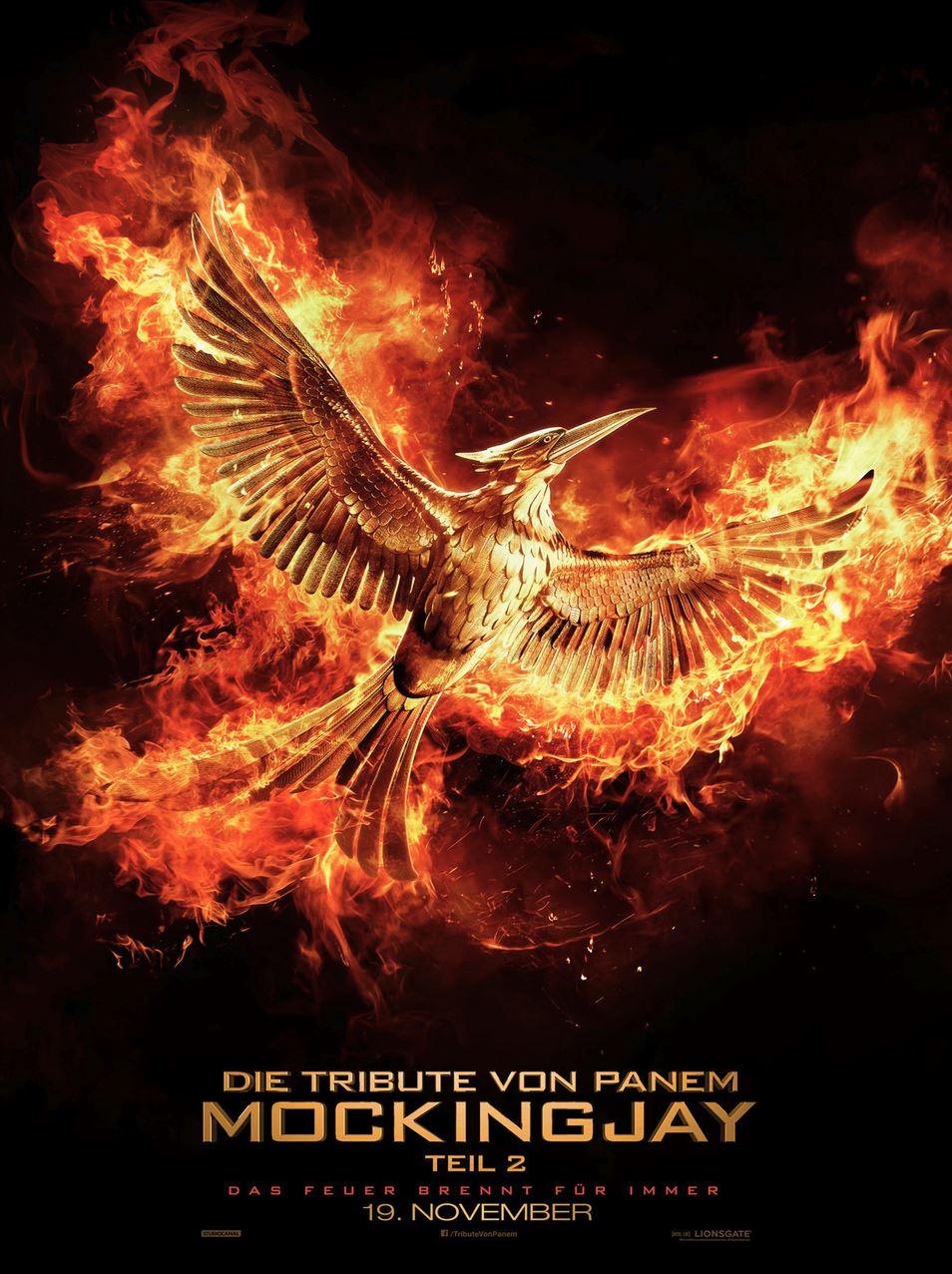 Die Tribute Von Panem Mockingjay Teil2 Kino Film 2015 Trailer