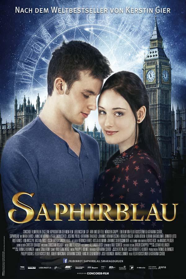 Saphirblau Kino